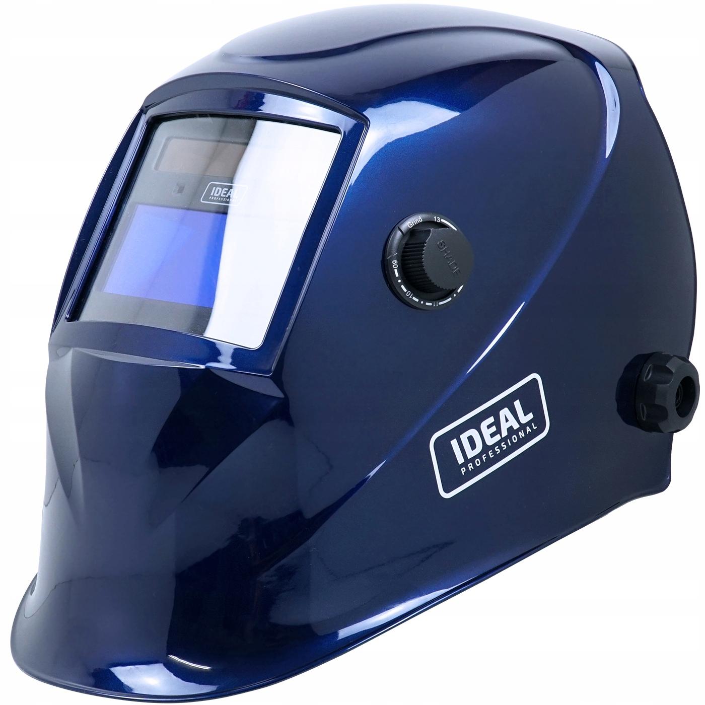 Сварочная ЖК-маска с автоматическим затемнением