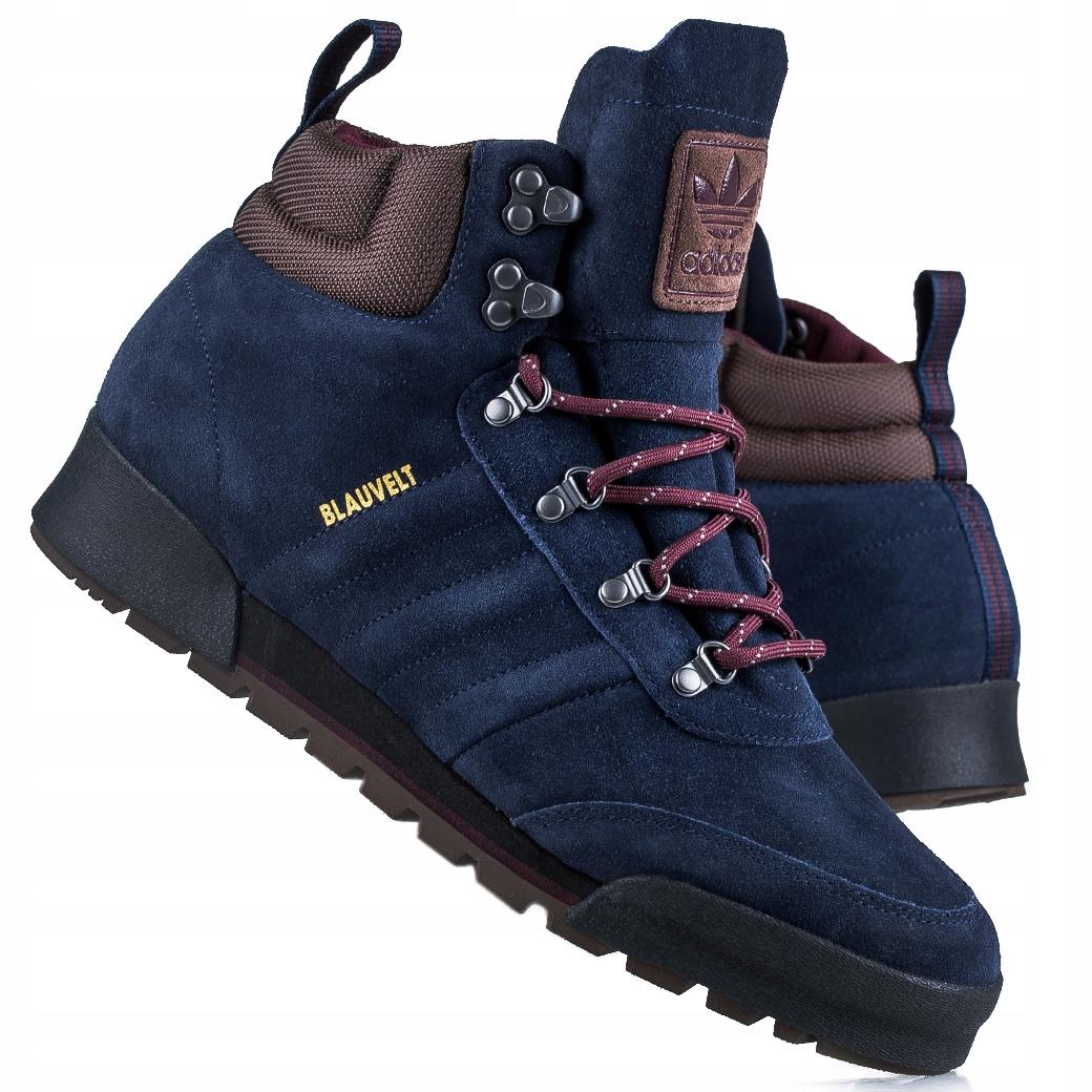 półbuty męskie Adidas Originals adidas Originals Buty Jake Boot 2.0 B41491