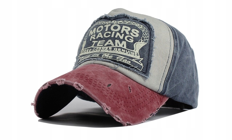 BASEBALL CAP - VINTAGE - MOTORY RACING TEAM