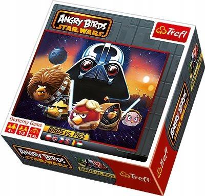 Gra Planszowa Angry Birds Star Wars 01162 8551397341 Allegro Pl