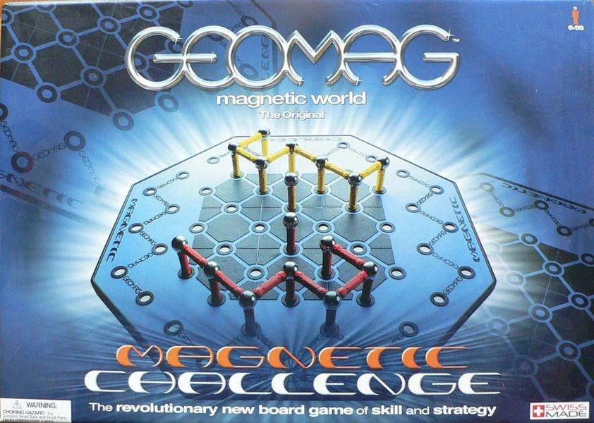 Geomag - hra Magnetická výzva