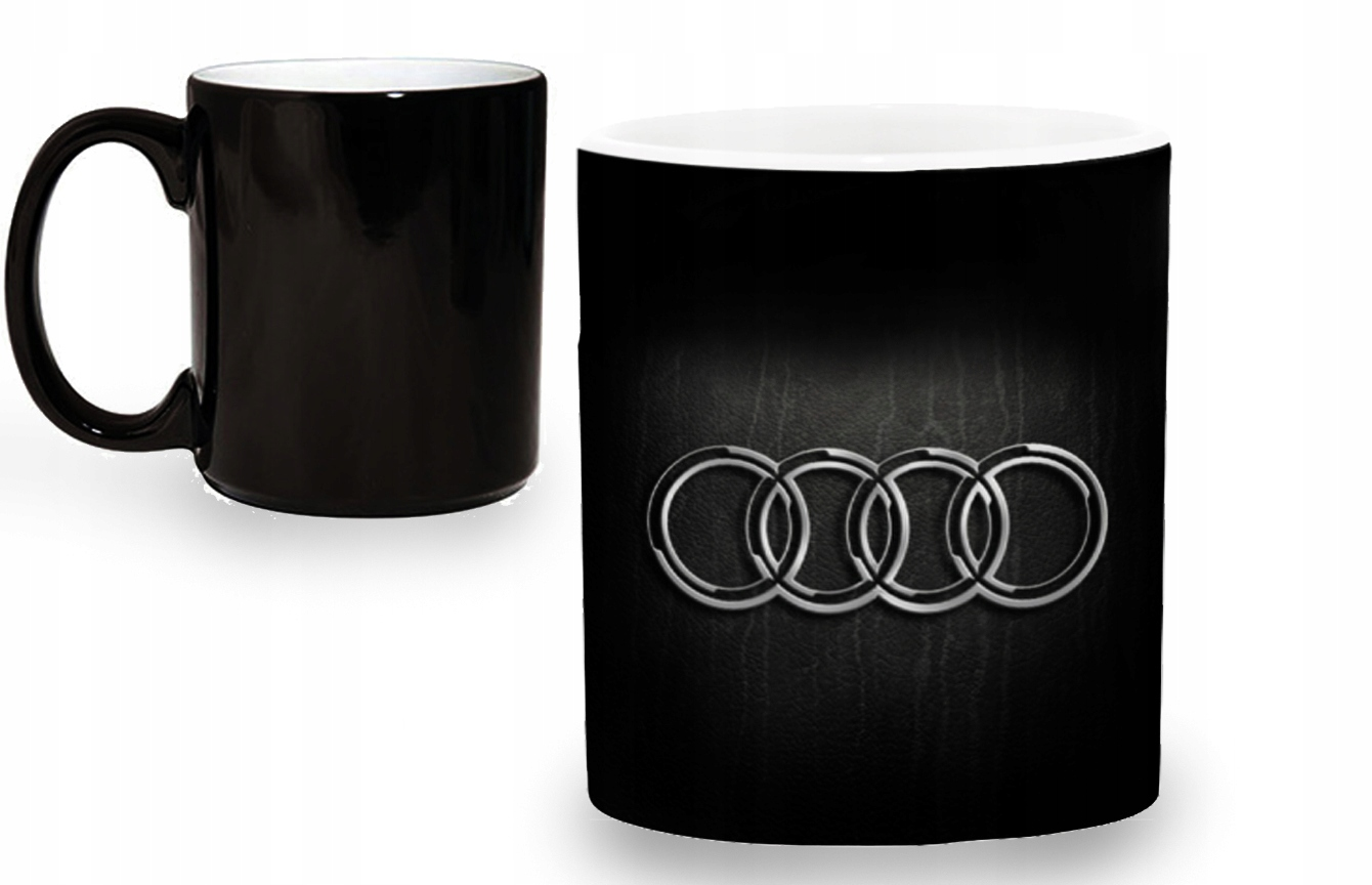 Magiczny Kubek Audi Idealny Prezent 7627920945 Allegro Pl