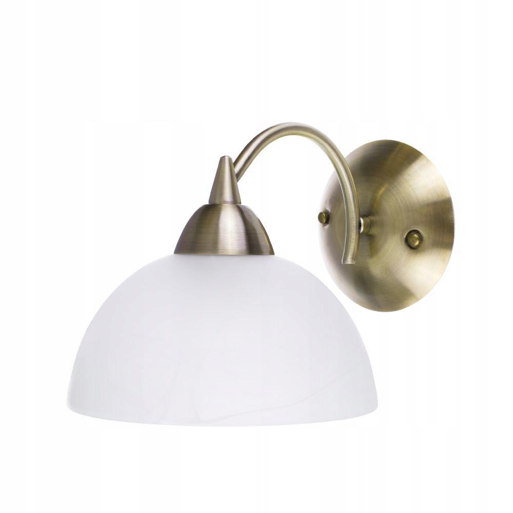 RETRO 1kinkiet lampa moderný loft patinou led EK