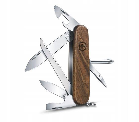 Vreckový nôž VICTORINOX Turistov Dreva 1.4611.63