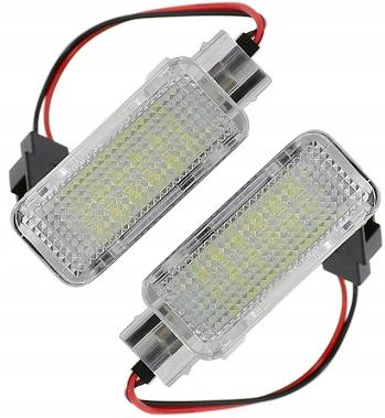контрольная багажник освещение led audi a6 a7 a8 s8