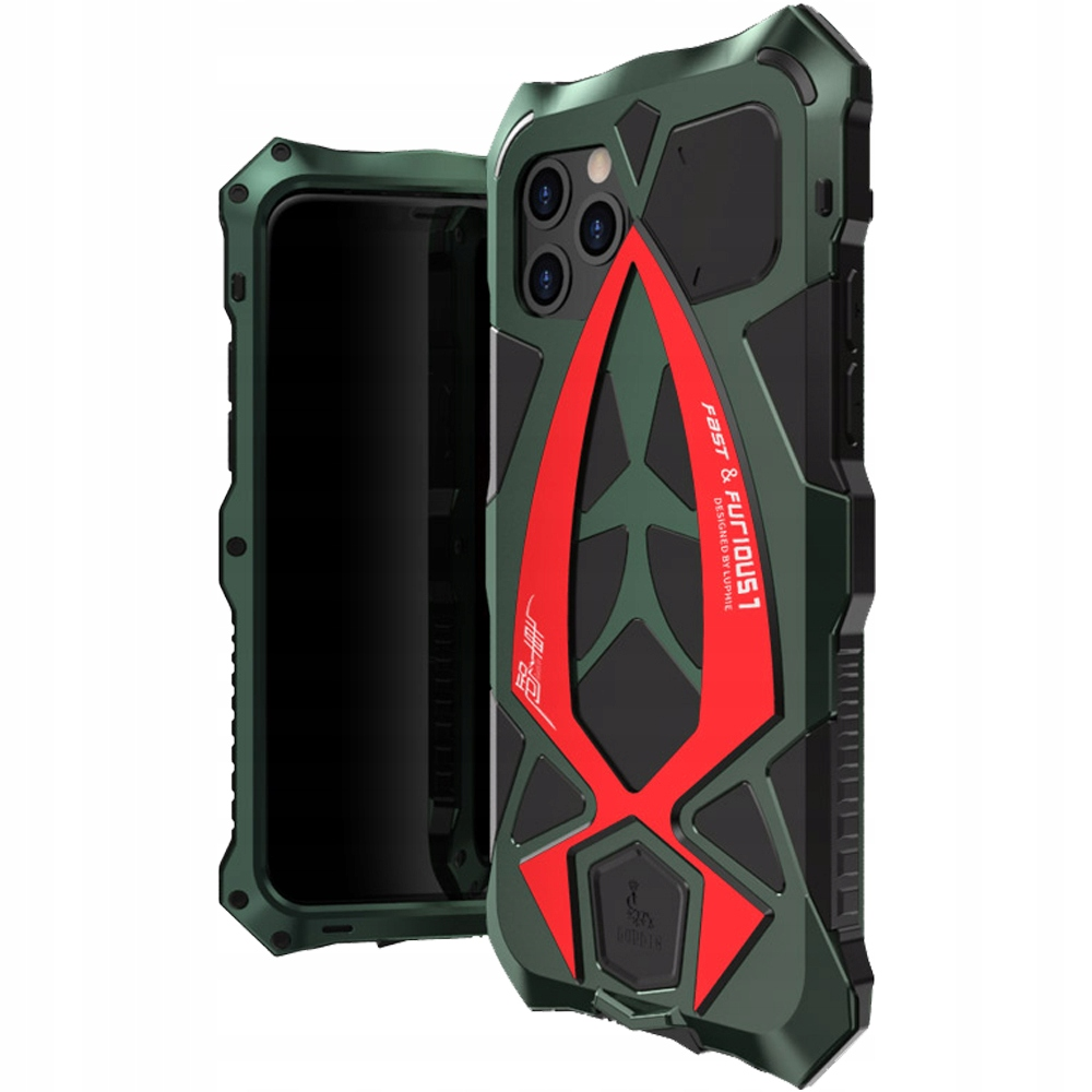 Etui Luphie FF1 Sports do iPhone 11 Pro / Xs / X