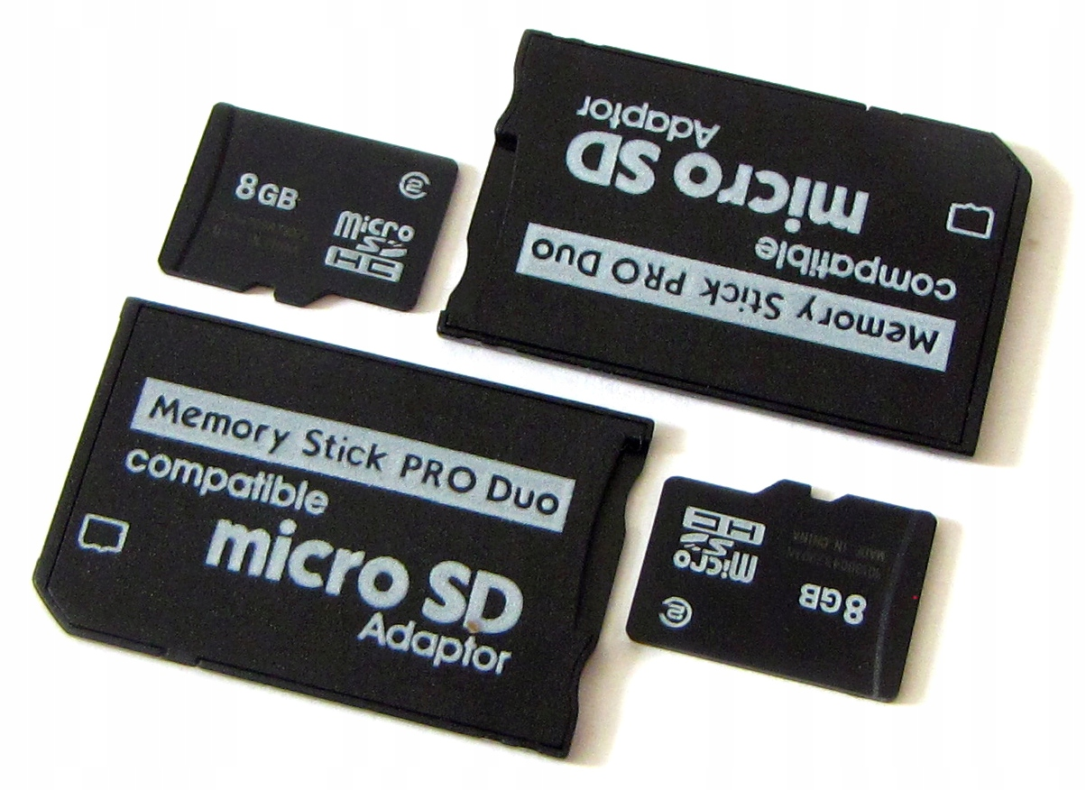 Item MEMORY CARD 8GB MEMORY STICK MS PRO DUO FOR SONY PSP