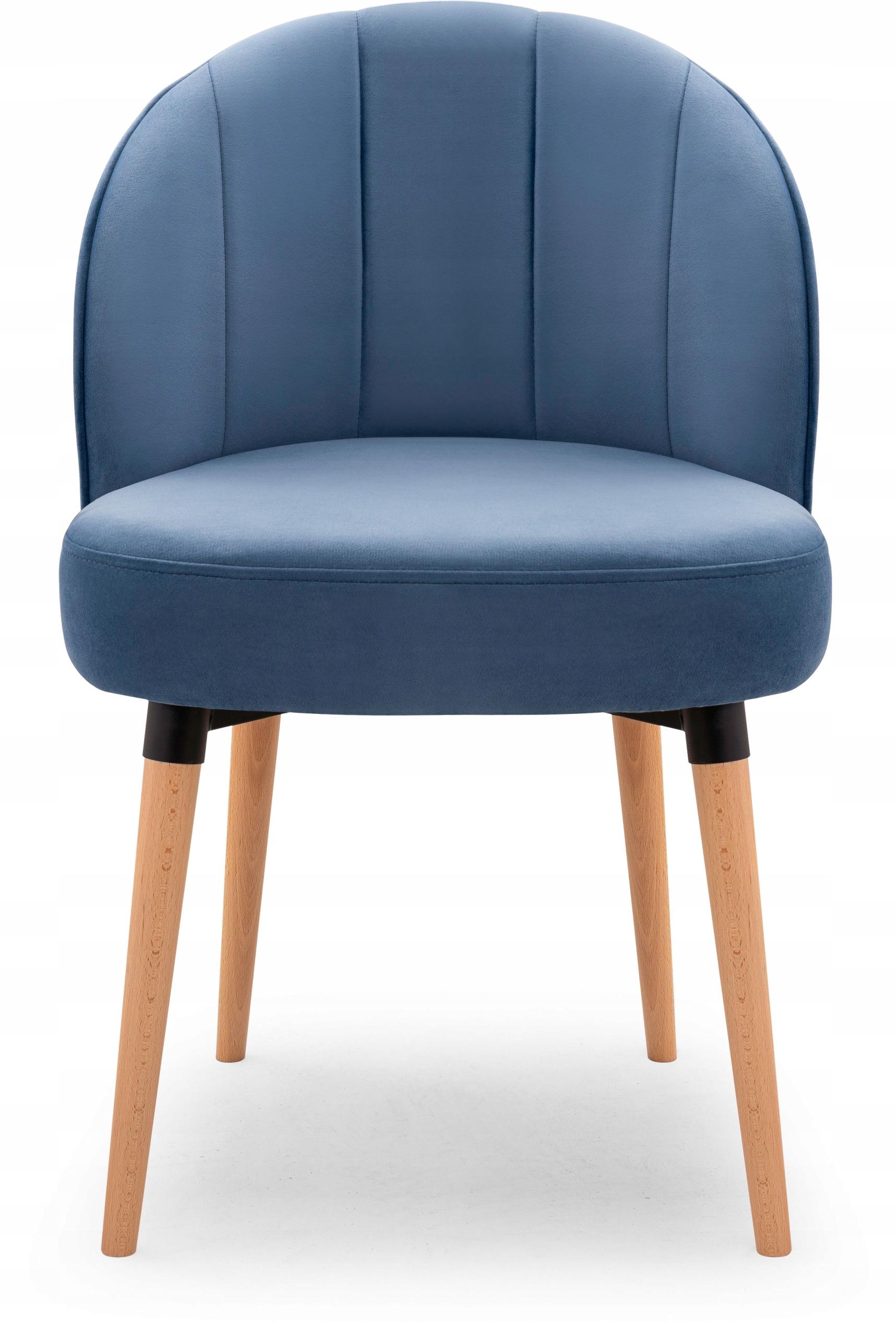 RICK stolička retro dizajn glamour modern PL