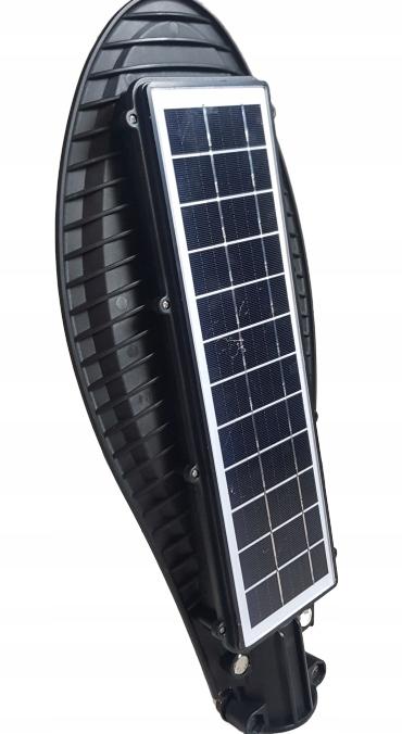 Lampa uliczna LED latarnia solarna 50W + PILOT ! Marka solar light