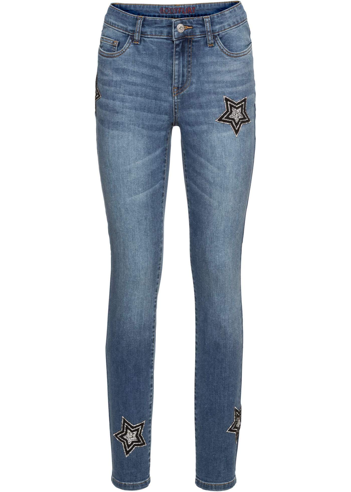 (30/1611) Bpc Spodnie Jeansy Skinny r36 pas 76cm