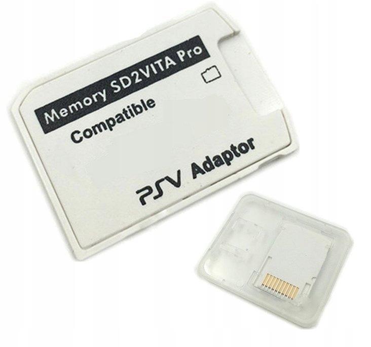 Adaptér PS VITA Microsd SD2VITA PRO 5,0 FAT SLIM