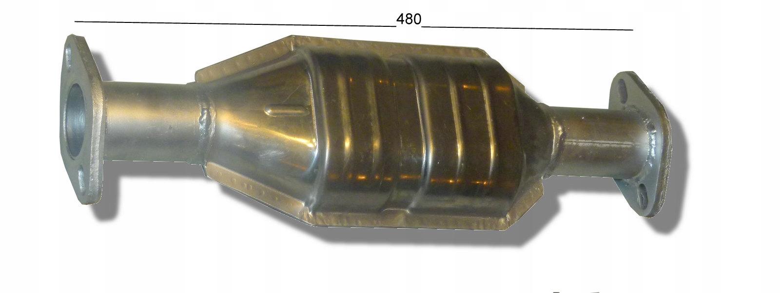 mitsubishi space star 18 катализатор strumienica
