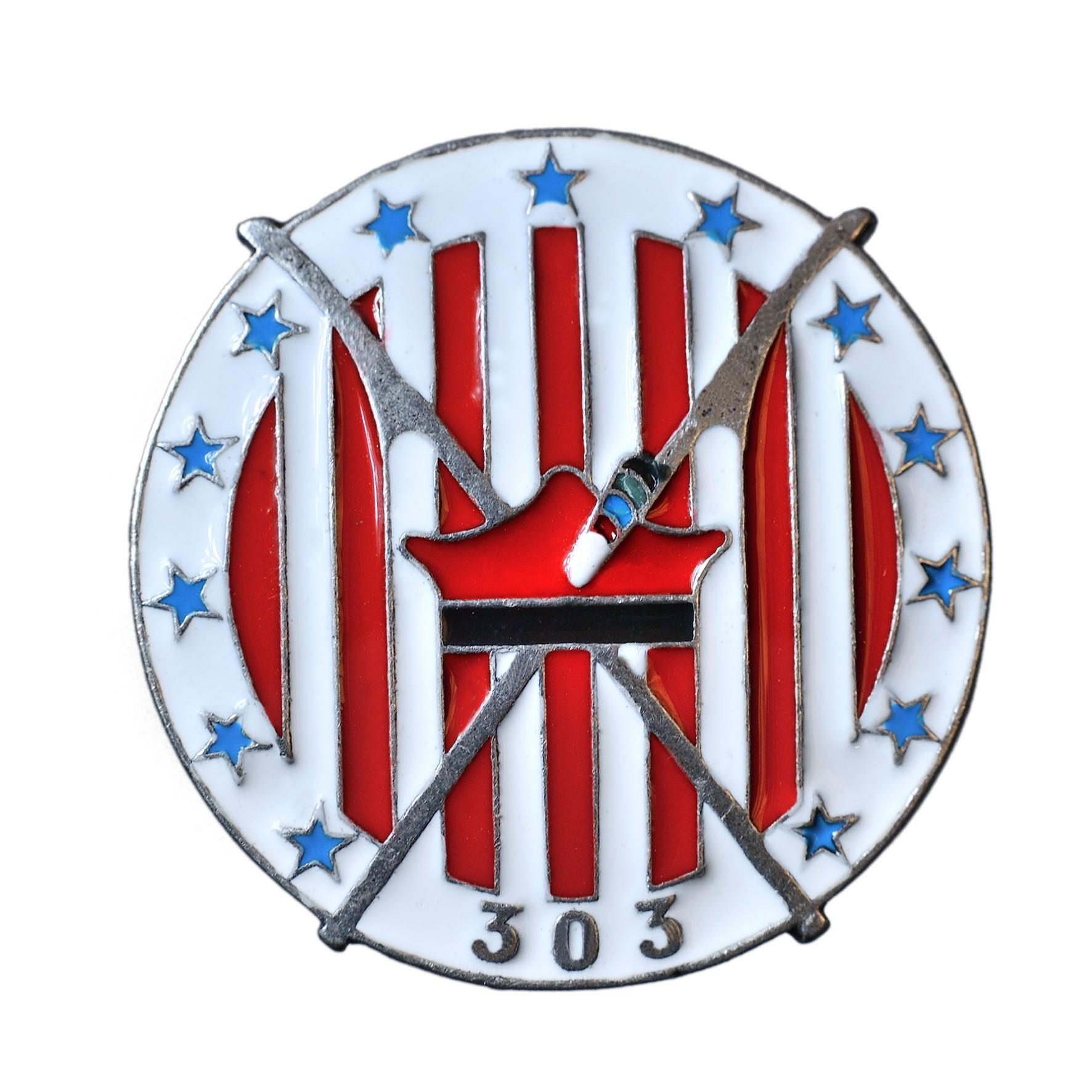 Odznak 303 Lovecke Squadron Kosciuszko