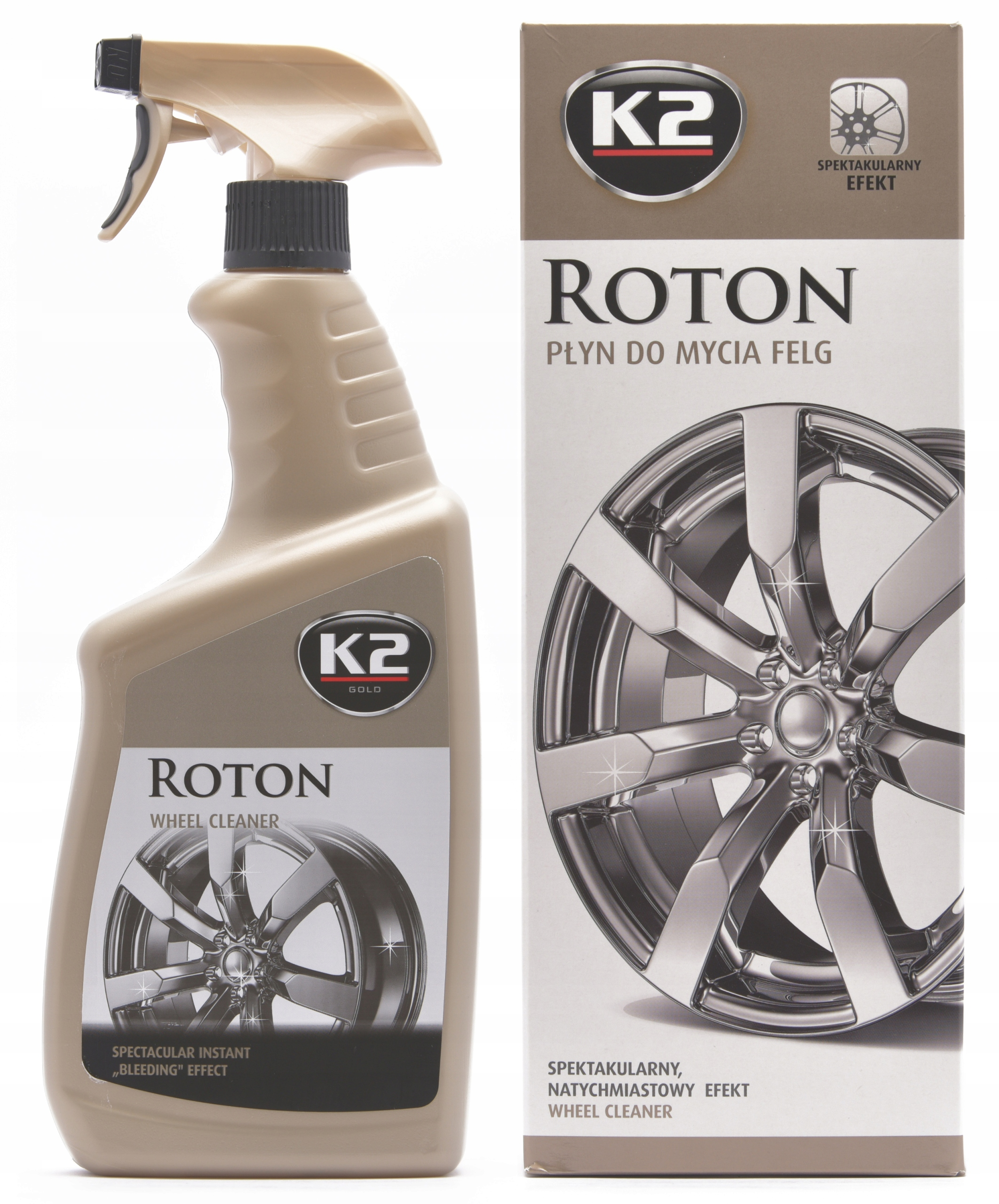 K2 ROTON - WHEEL CLEANING - 700 мл