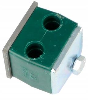 зажим на кабель гидравлический 10 двойная держатель