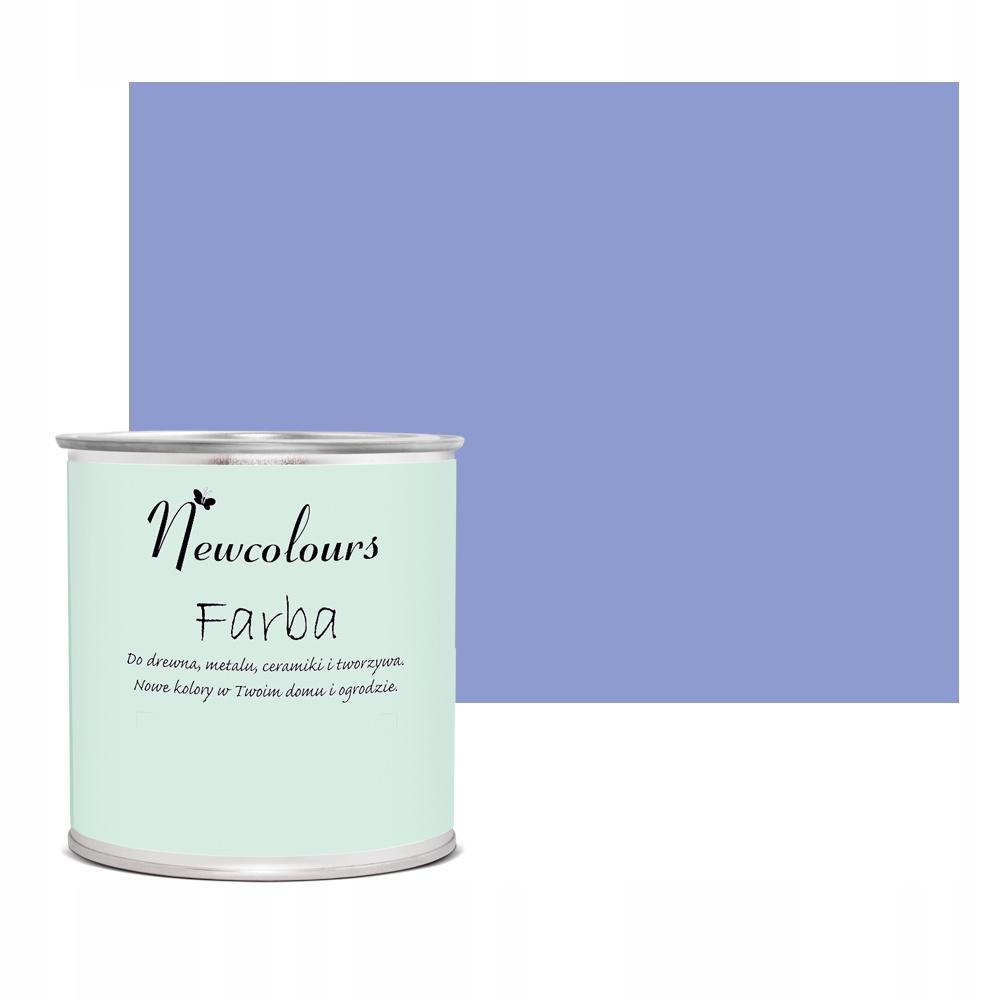 Farba do mdf Newcolours LAWENDOWE POLE 200ml