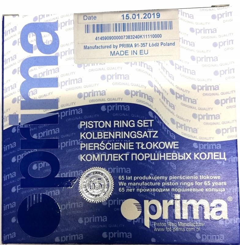 кольца поршневые fiat 126p 600 i заточка kpl1 tl