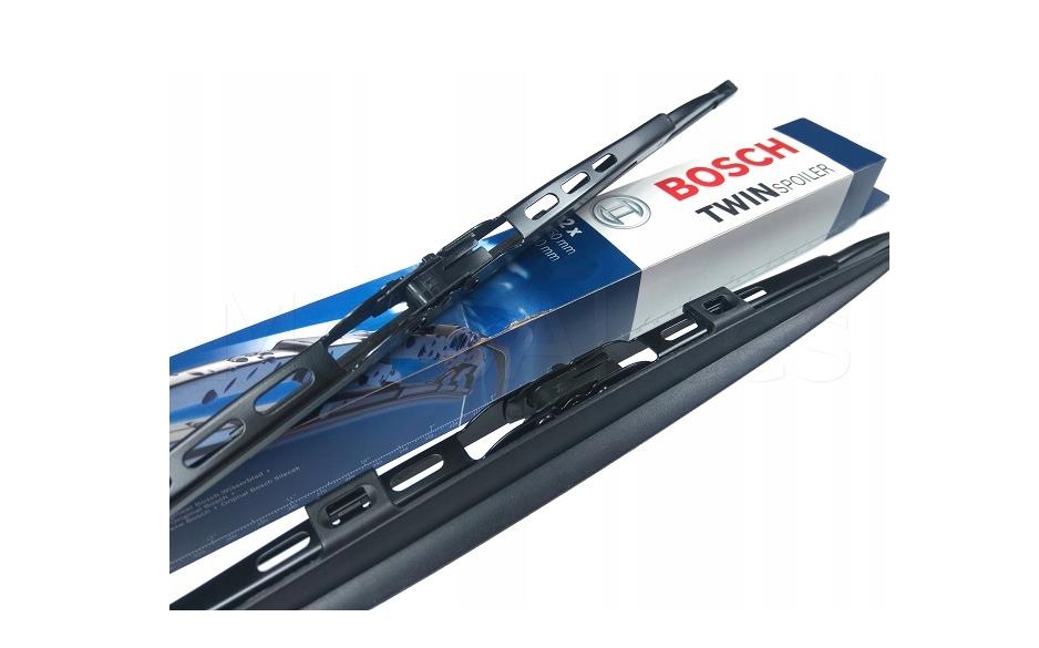 Щетки стеклоочистителя Bosch Twin Спойлер 550S S-Type a6