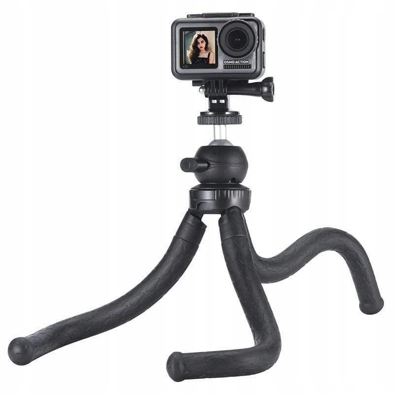 Statyw Giętki Elastyczny Fotograficzny do GoPro 8