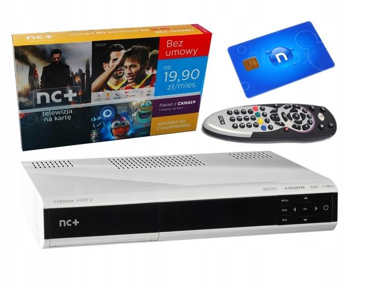 nBox 5800s BXZB ENIGMA2 E2 ДЕКОДЕР NC+ MPEG-4