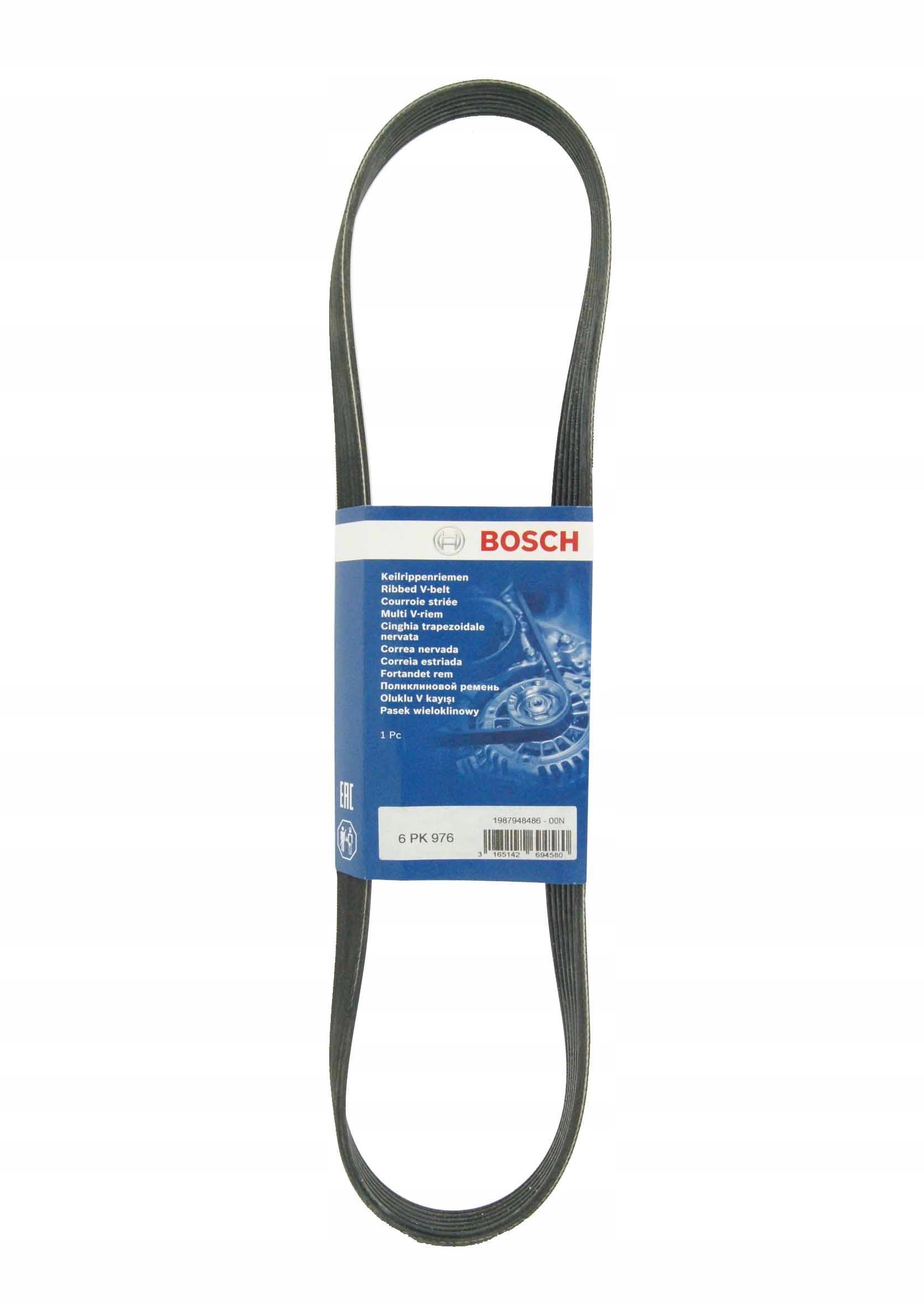 bosch панель клиновой ремень 6pk976
