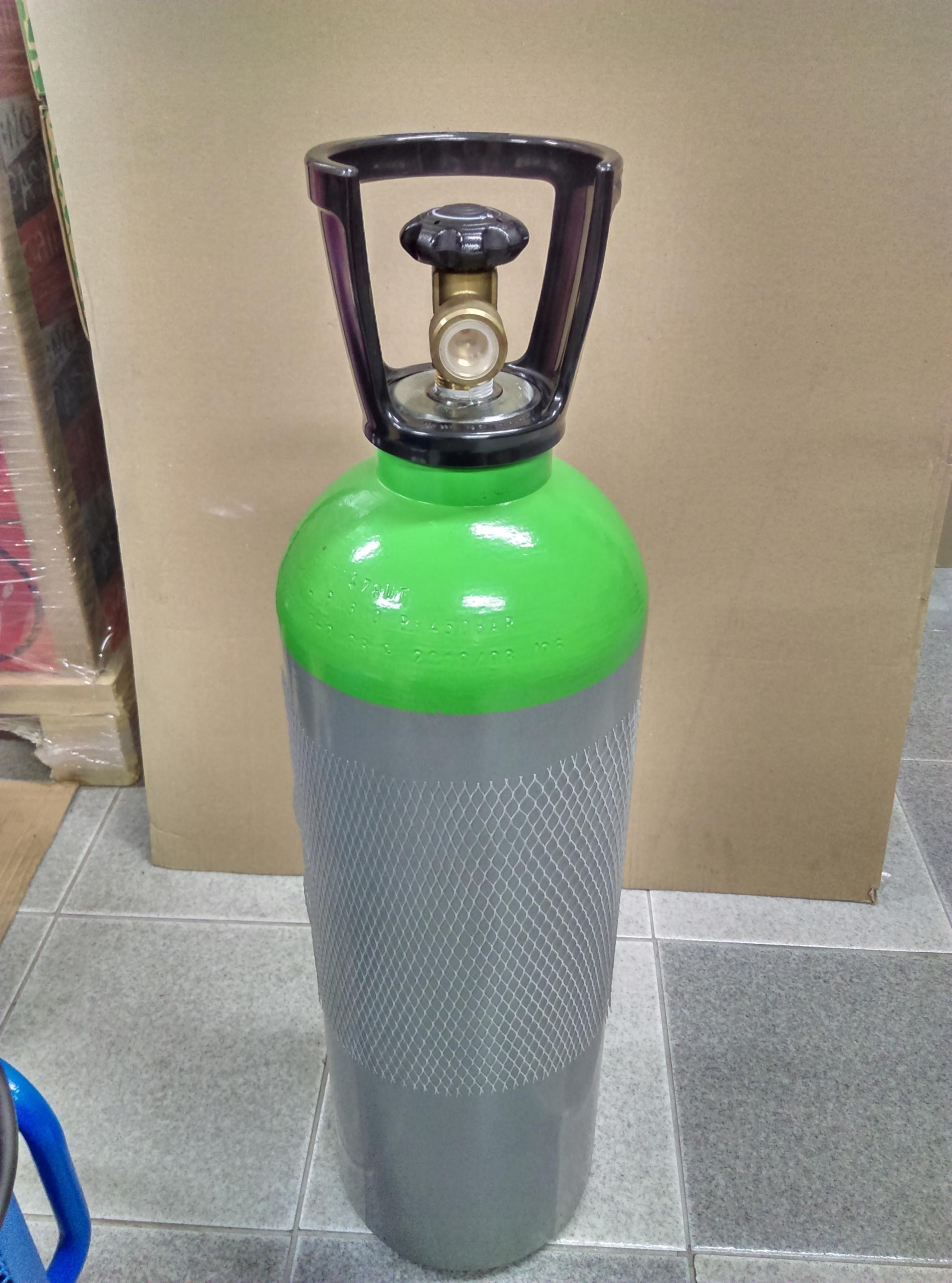 Valec HP Matka PCP Vzduchu Banky 450 300 bar 15 L!