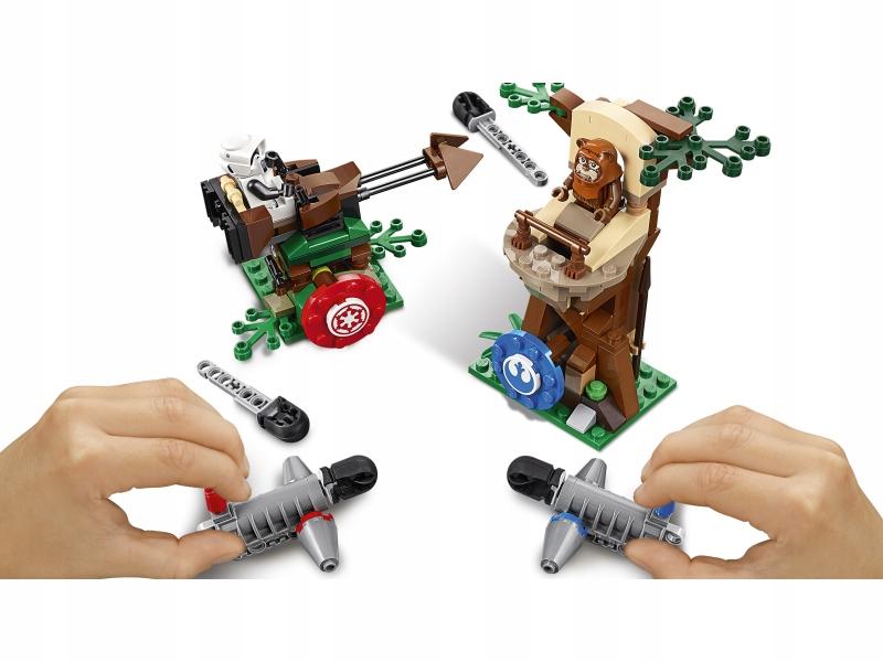 LEGO STAR WARS 75238 BITWA NA ENDORZE Numer produktu 75238