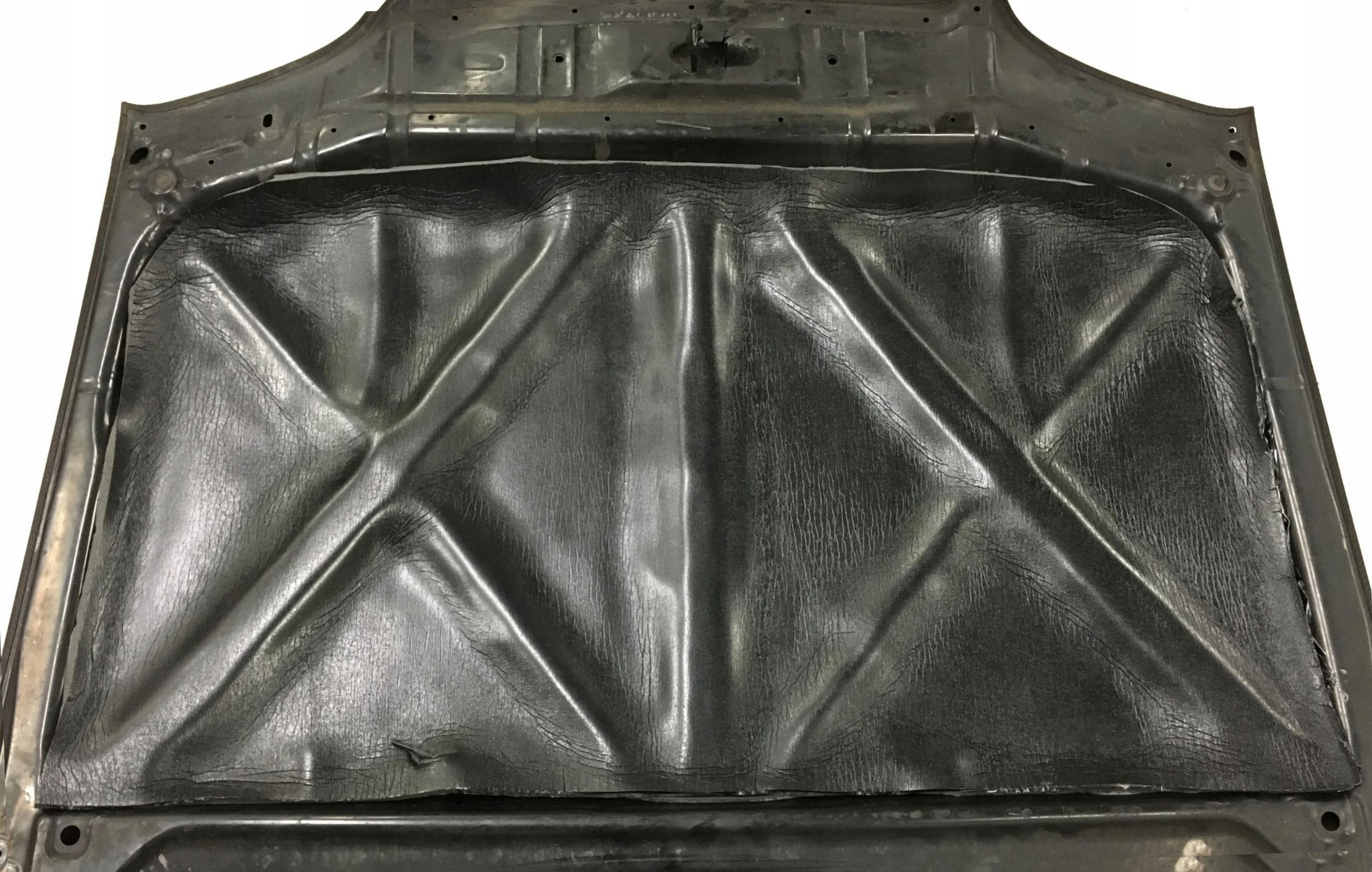 мат пенка обезшумка трудновоспламенимая капота двигателя, фото