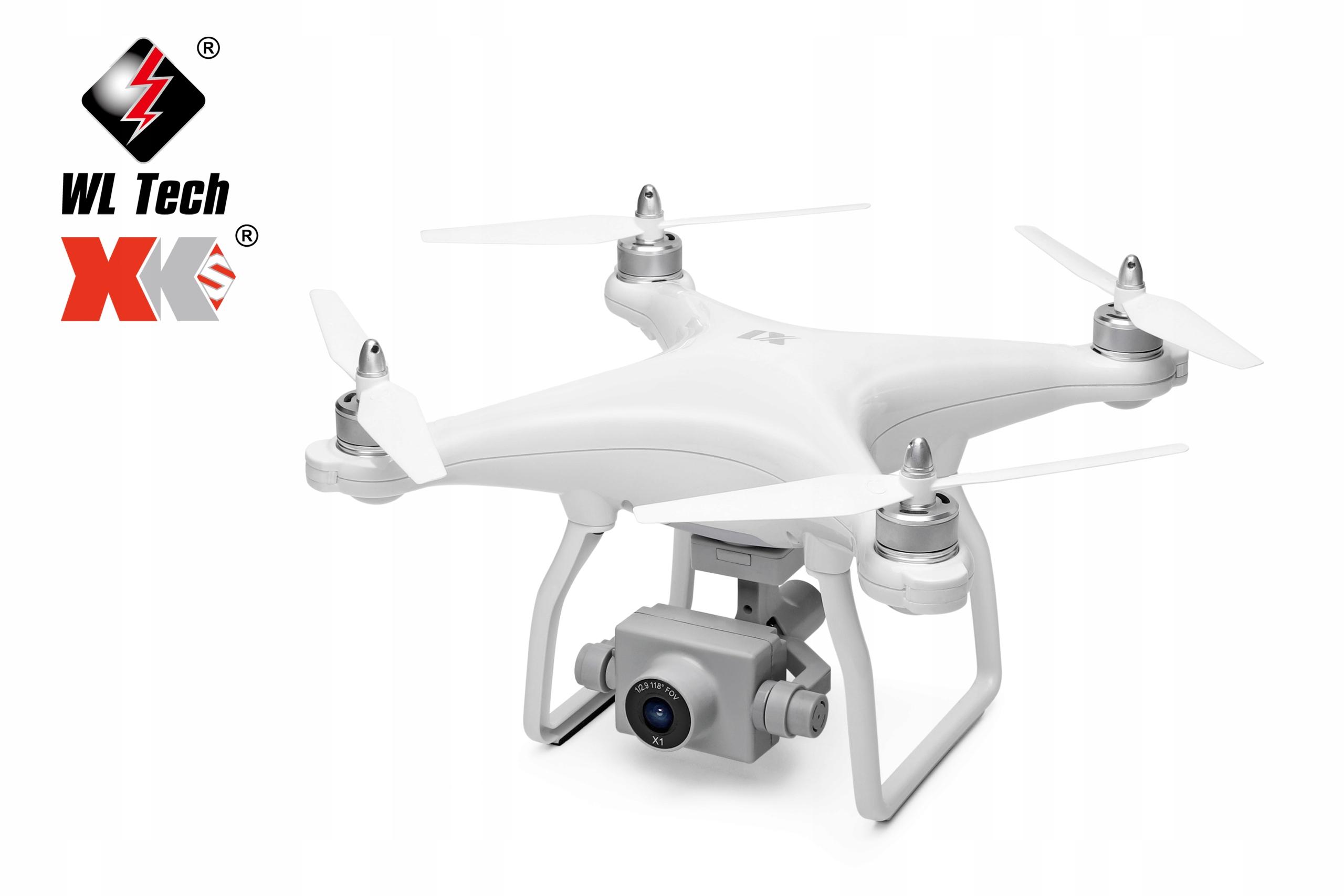 DRONE QUADROCOPTER X1 1080p LIVE GPS VIEW