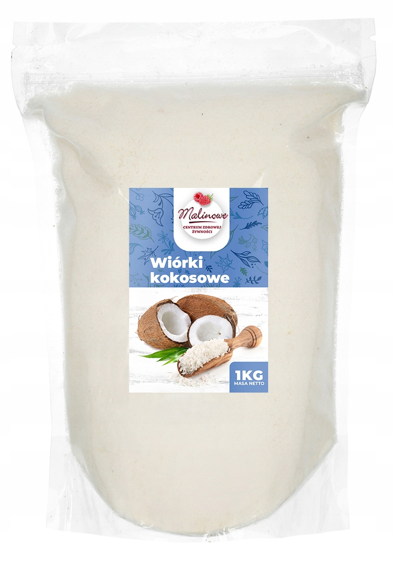 Item GRATED COCONUT 1 kg NATURAL DELICIOUS
