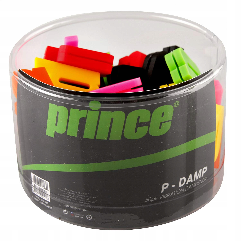 Wibrastop Princ P-vlhké Logo stopky redukcia 50pcs