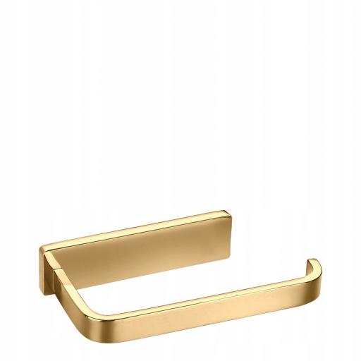 OMNIRES toaletný papier držiak MILÁČIK Zlatý