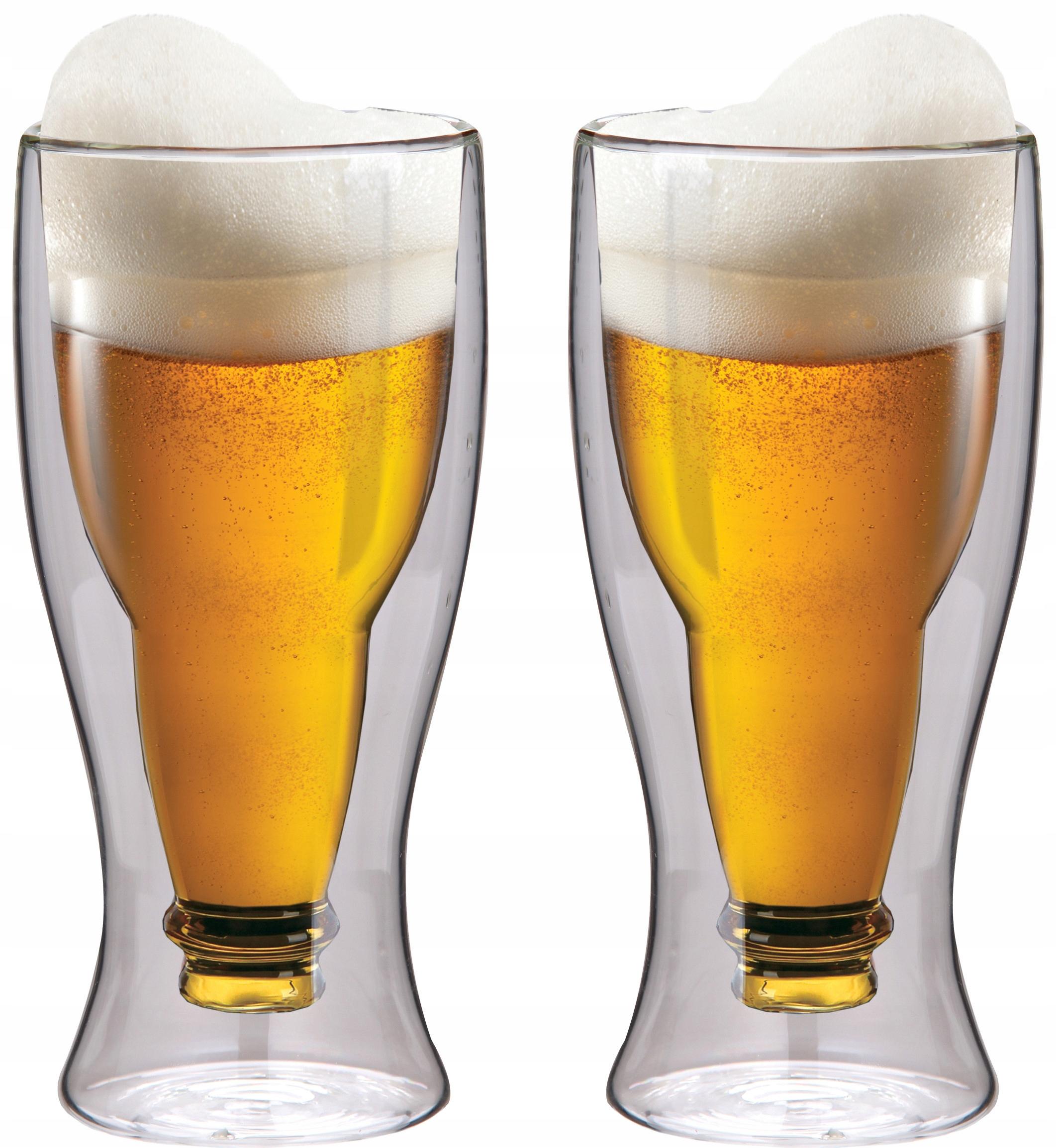 Okuliare termálnych kľúčov na pivo - pivo 350ml 2ks