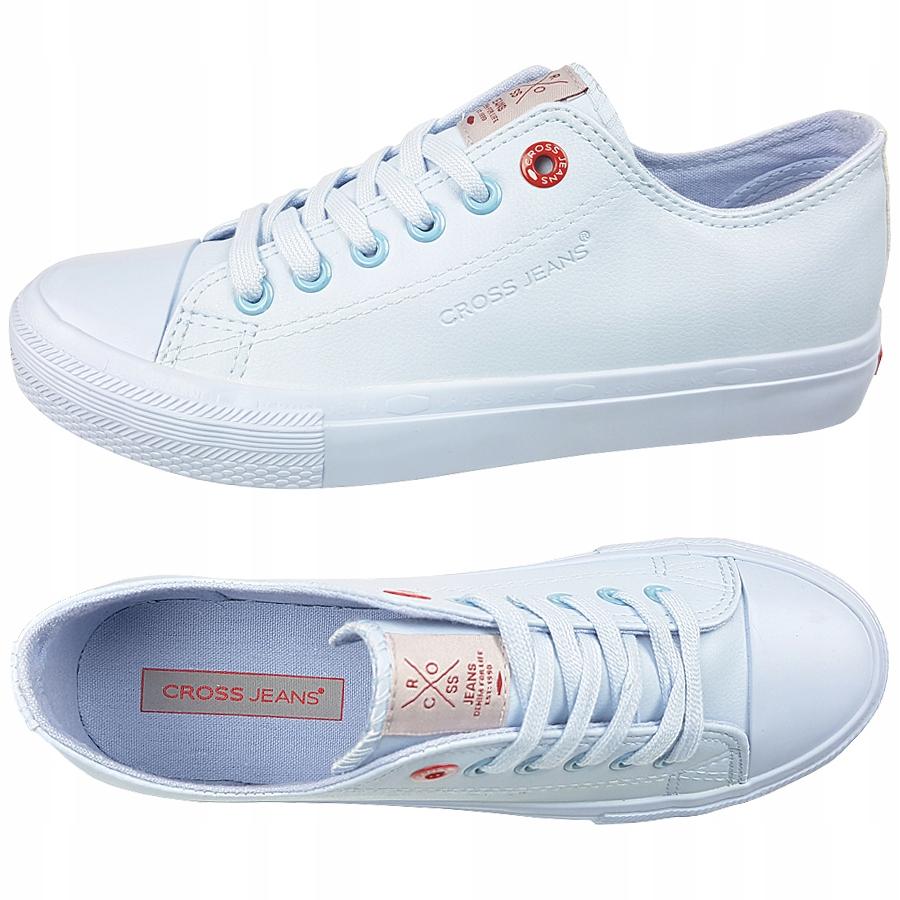 Кроссовки CROSS Джинсы женские синие DD2R4035 37