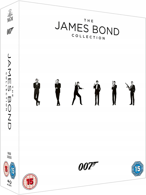 Item James Bond: Collection 23 VIDEO[Blu-ray]