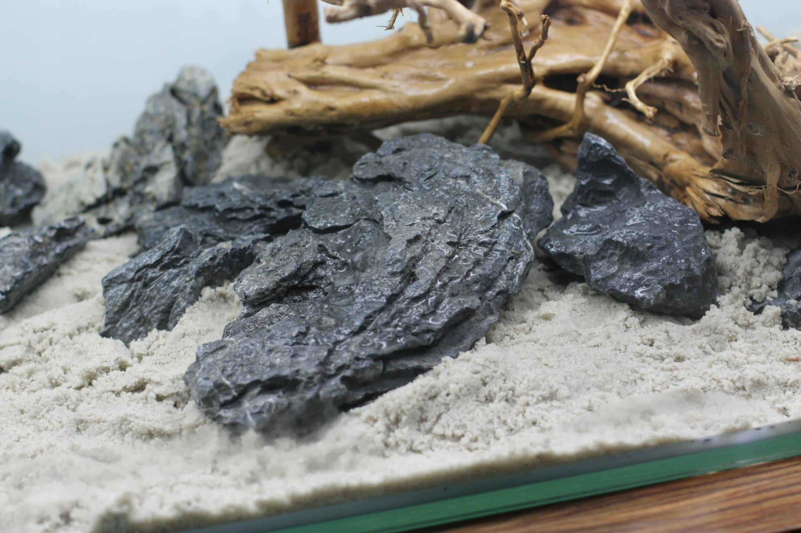 Rock, Scenérie, Kameň seiryu kameňa ako balenie 10 kg