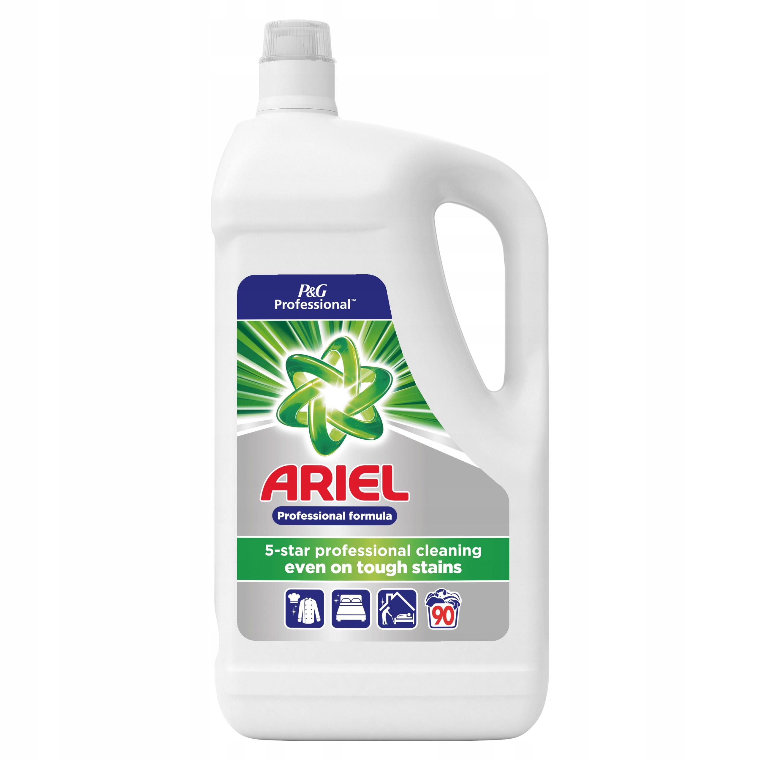 ARIEL Professional-гель жидкость для белых тканей