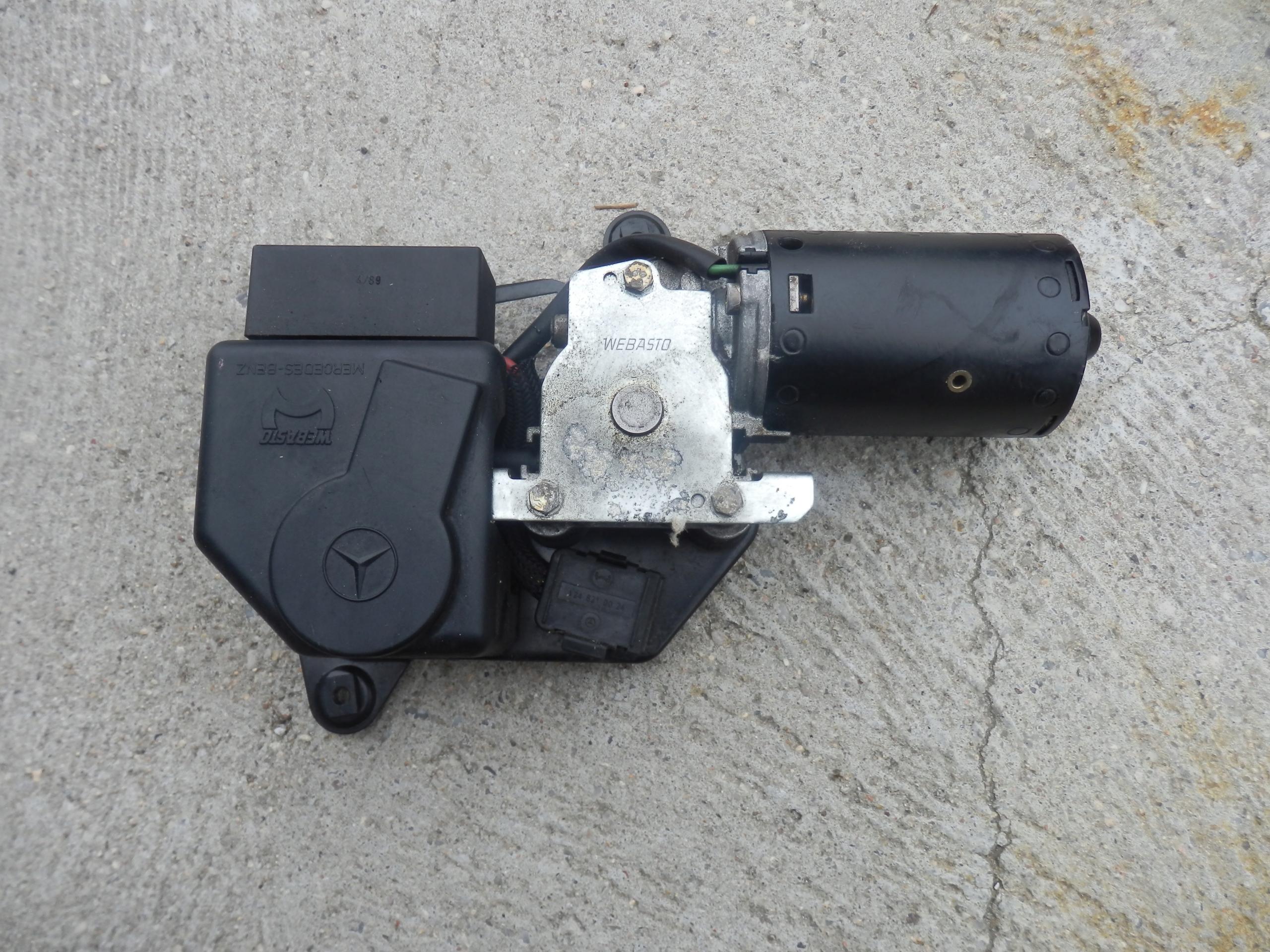 двигатель люк mercedes w124