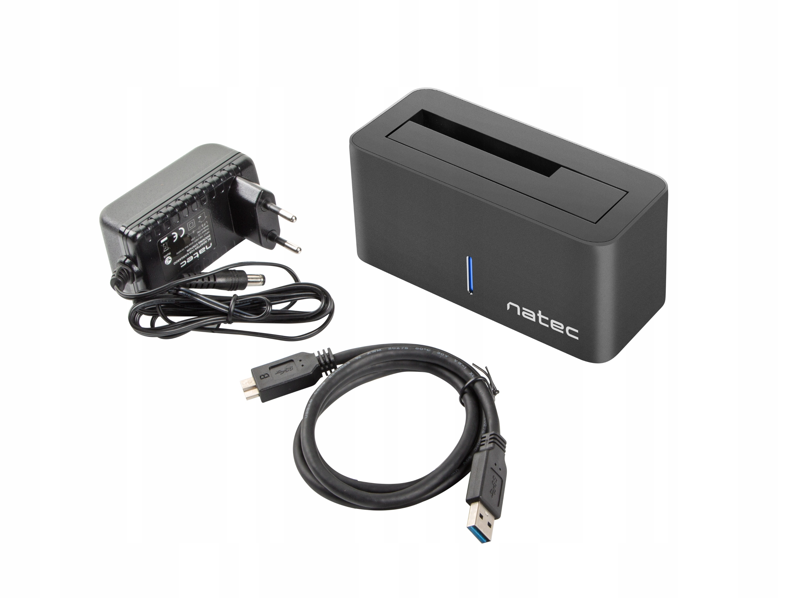 HDD NATEC SATA 2.5 / 3.5 DOCKING STATION 2,5 / 3.5 USB 3.0