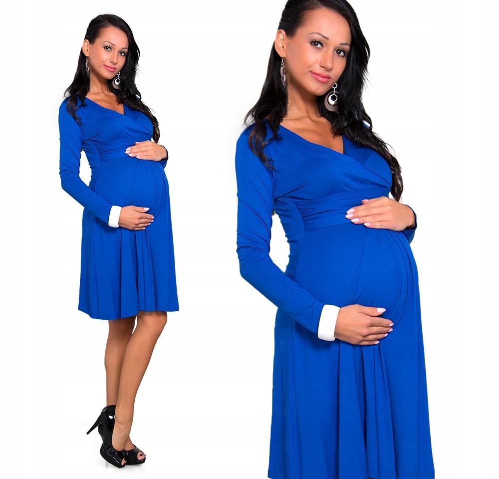 Krátke priedušné tehotenské tunikové šaty 46 / 3xl 8467