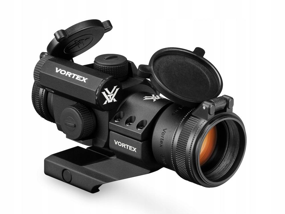 Купить КОЛЛИМАТОР VORTEX STRIKEFIRE II КРАСНЫЙ ГРИН Vip-38 на Eurozakup - цены и фото - доставка из Польши и стран Европы в Украину.