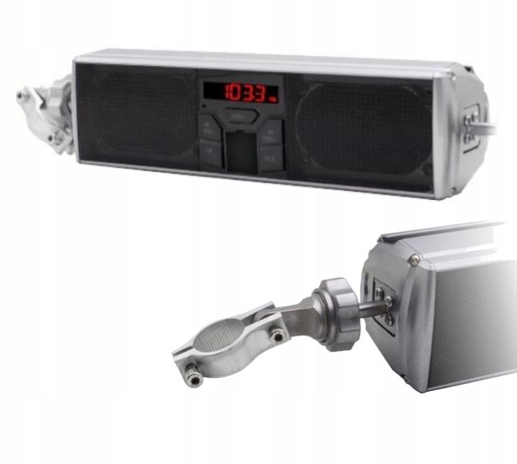 Radio Motocyklowe motoru Bluetooth GłośnikiAndroid FASTY - Allegro.pl