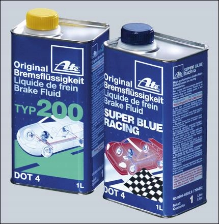 Picture of ATE FLUID BRAKE ТИП 200 DOT-4 DOT 4 1L