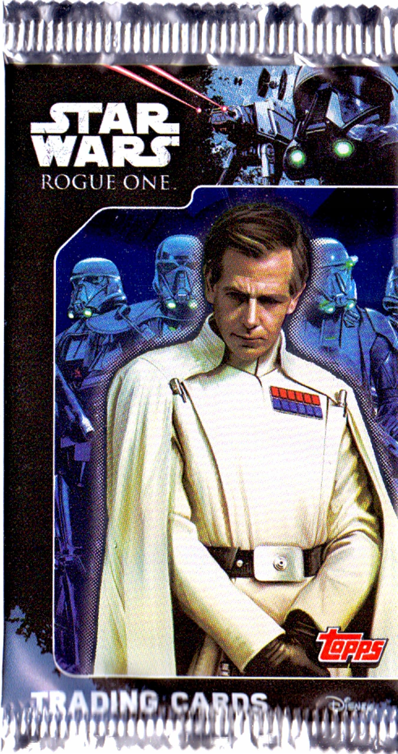 Купить Карты Star Wars. Rogue One. Новая пакетик 5 карт. на Otpravka - цены и фото - доставка из Польши и стран Европы в Украину.