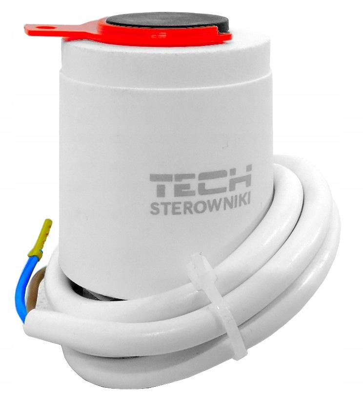 Siłownik termoelektryczny TECH STT-230/2 S