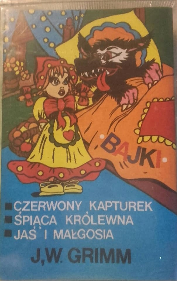 Item Tales of the Brothers GRIMM - HANSEL AND GRETEL - Cassette new