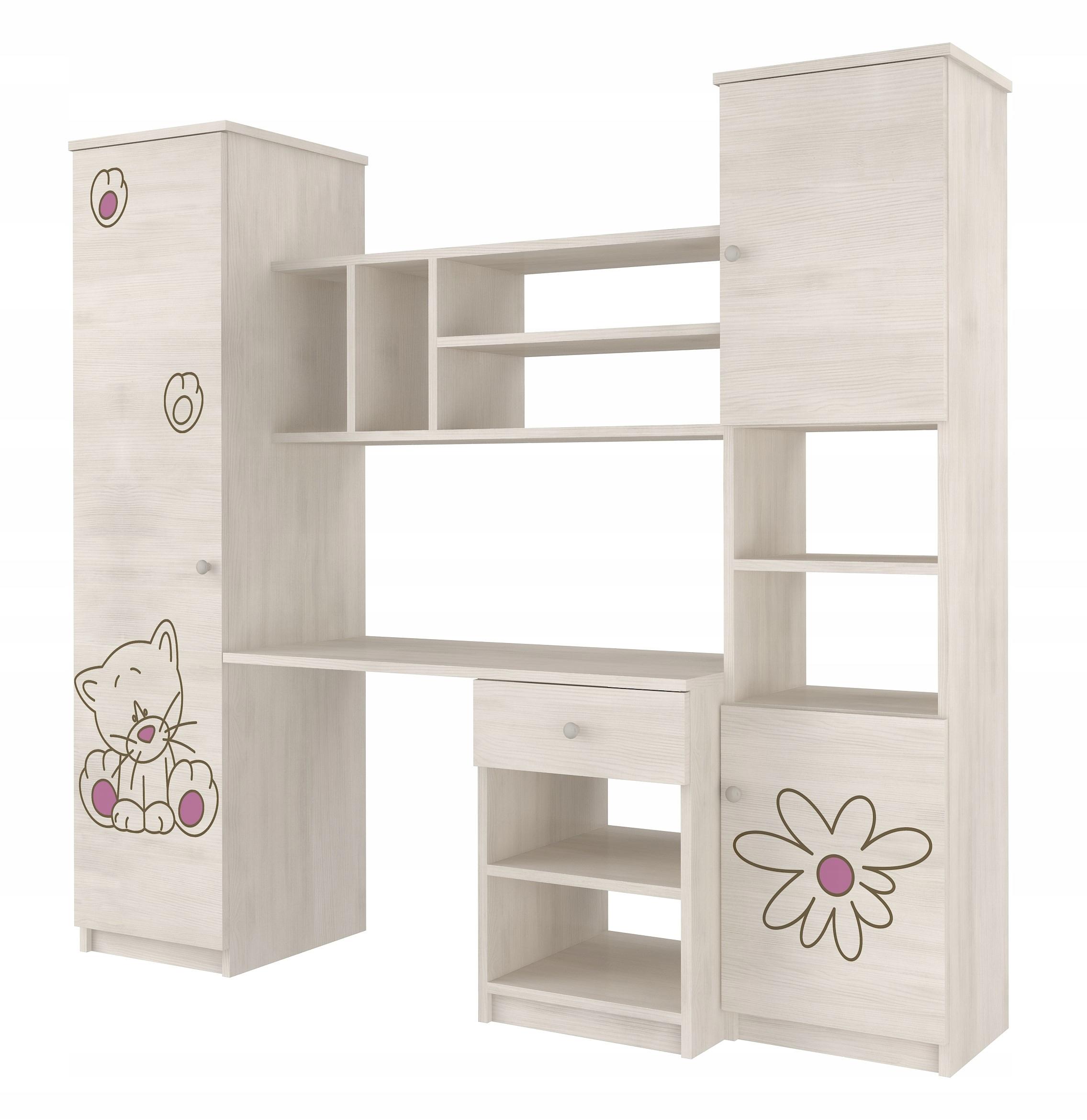 Стенка детская мебель JOY BABY BOO комплект