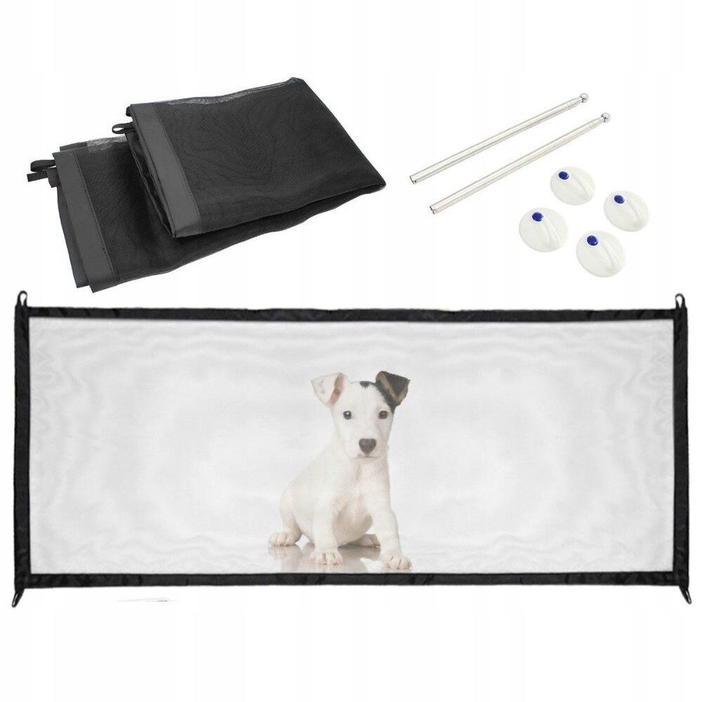 Сетка защитная для собак GATEWAY Safe Black