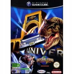 Universal Studios Theme Park Dobrodružstvo (GC)