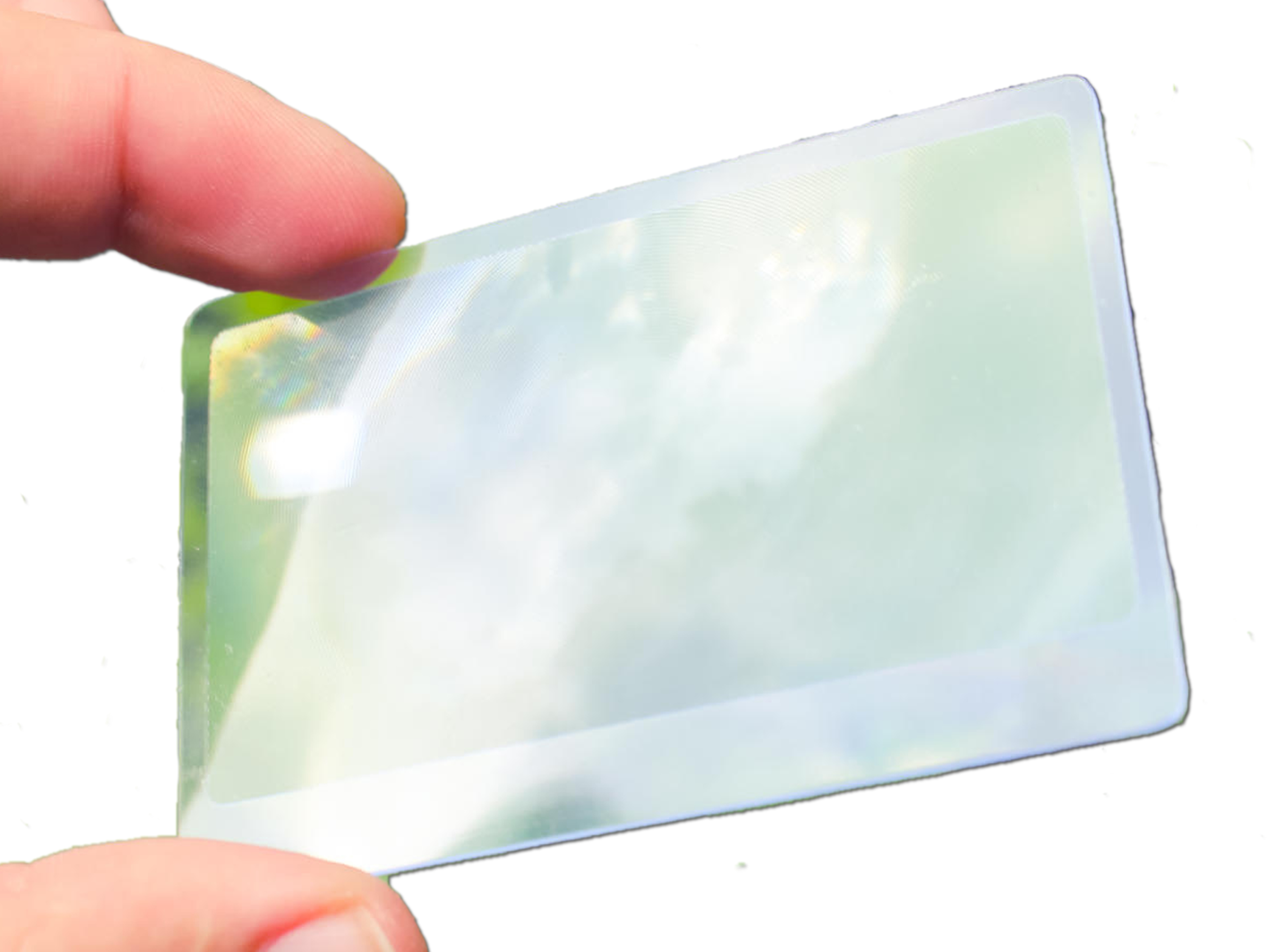 Pocket Lump 3x Kreditná karta 0854